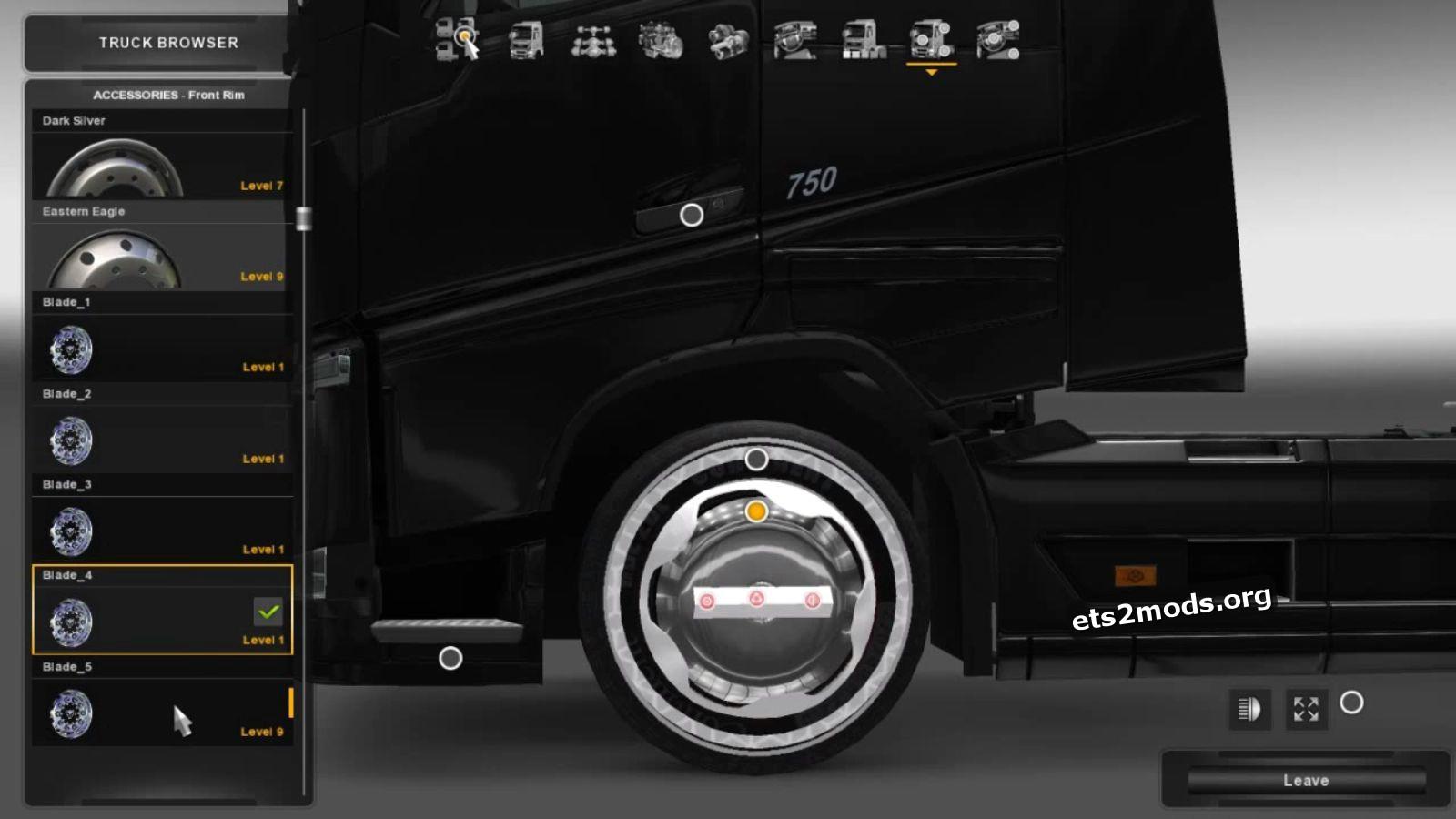 Tires & Rims Pack v 3.0