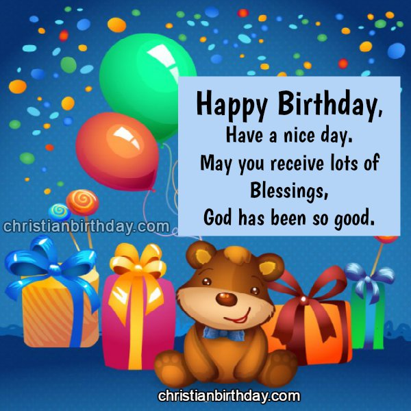 blessing wishes quotes for birthday