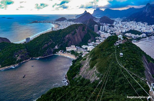 Vista do Pão de Açúcar, Rio de Janeiro
