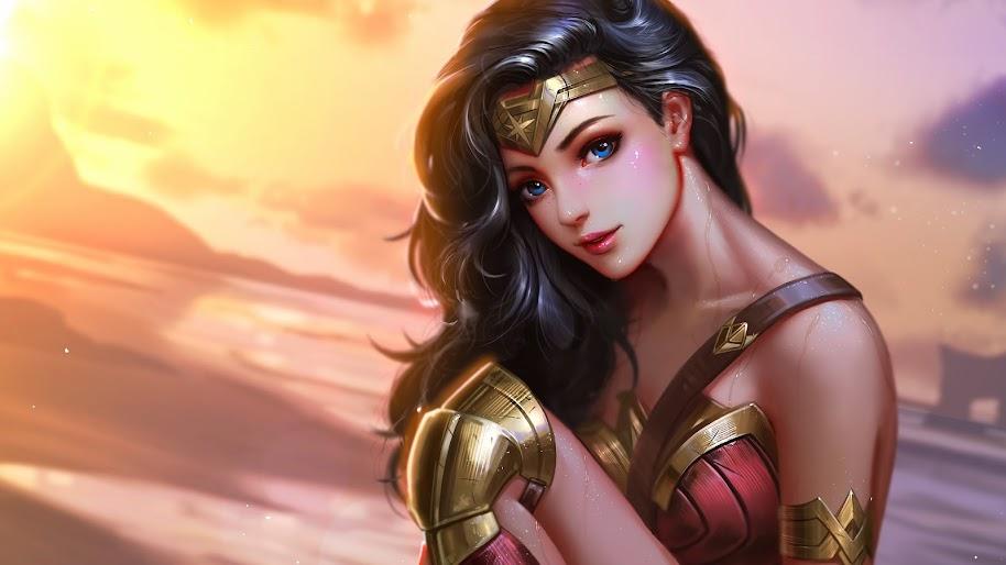 Wonder Woman 4k Wallpaper 7