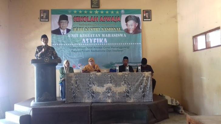 Sekolah Aswaja Stit Aqidah Usymuni Resmi Dibuka