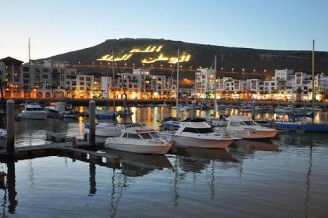 berhilpress -   طرفاي يتولى رئاسة المفوضية الأمنية بميناء أكادير -  برحيل بريس
