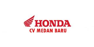 Lowongan Kerja Medan CV MEDAN BARU (Dealer HONDA) Terbaru 2021