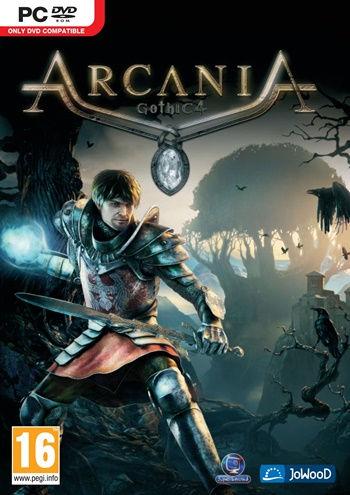Arcania Gothic 4 PC Full Español