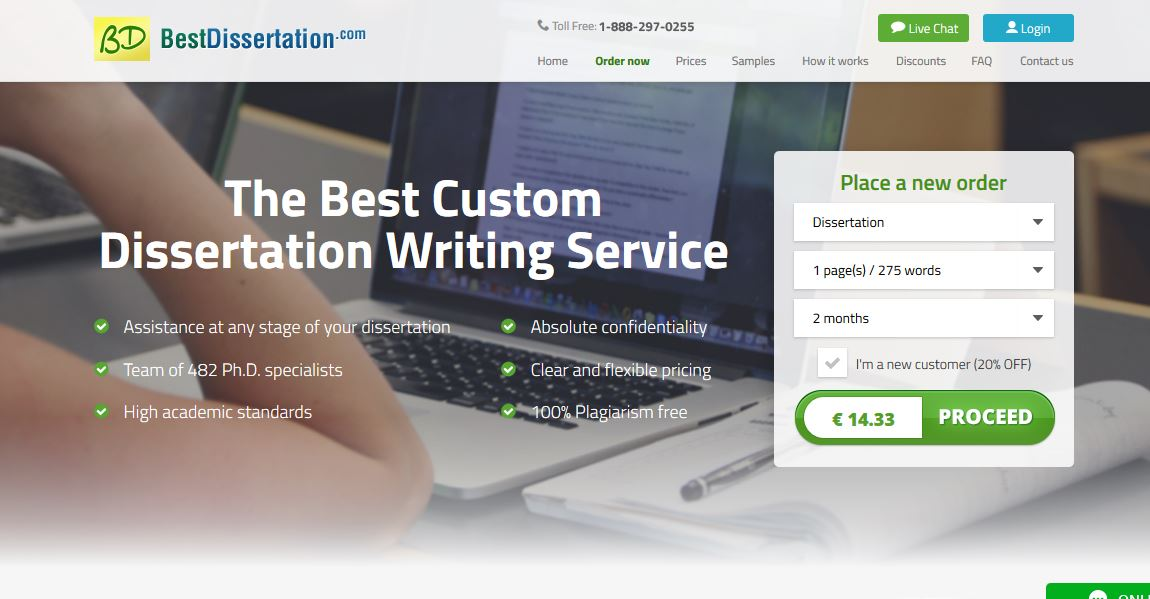 best dissertation.com Find the best dissertation writing company on our website and get the a for your dissertation qualified academic writers for every subject.