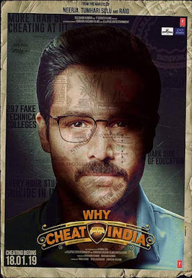 Why Cheat India 2019 Hindi 720p HDTV 800MB