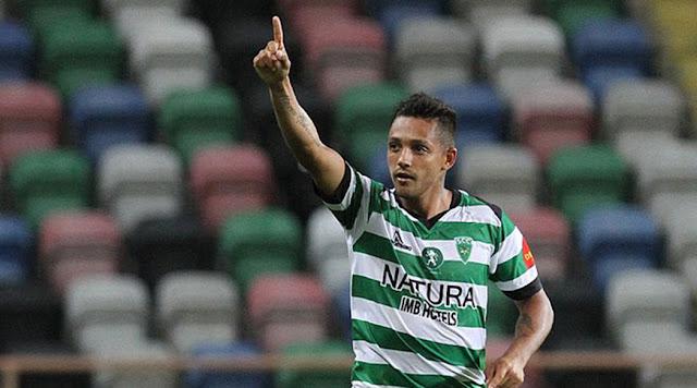 Penyerang Baru Persib Bandung Erivelto Emiliano da Silva Segera Tiba di Bandung