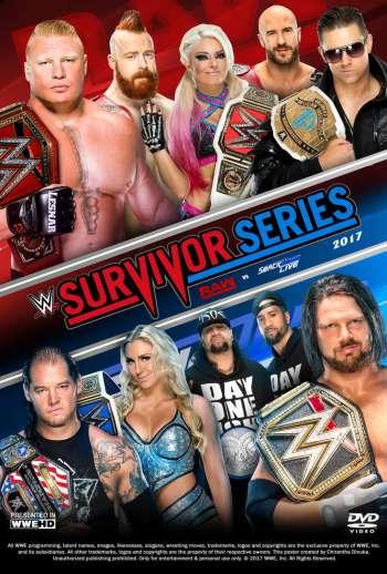 WWE Survivor Series 2017 PPV WEBRip 850MB 480p Watch Online Full Movie Download bolly4u