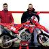 Marcotulli con il Team Specia 4CB su Honda Red Moto per il 2021