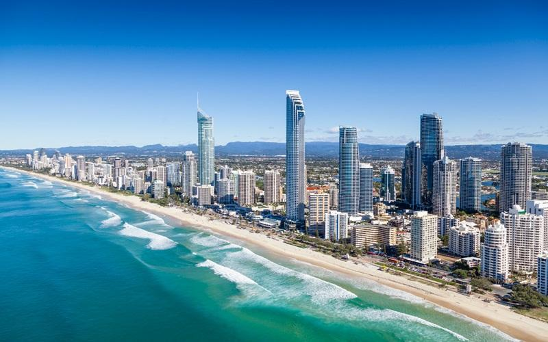 Holiday to the Gold Coast