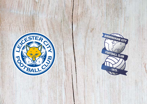 Leicester City vs Birmingham City -Highlights 4 March 2020