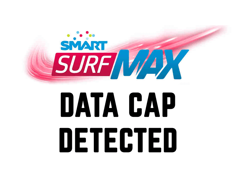 More Details About Smart SurfMax Is Out, Data Cap Detected!