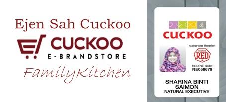 Kedai Cuckoo ONLINE sha