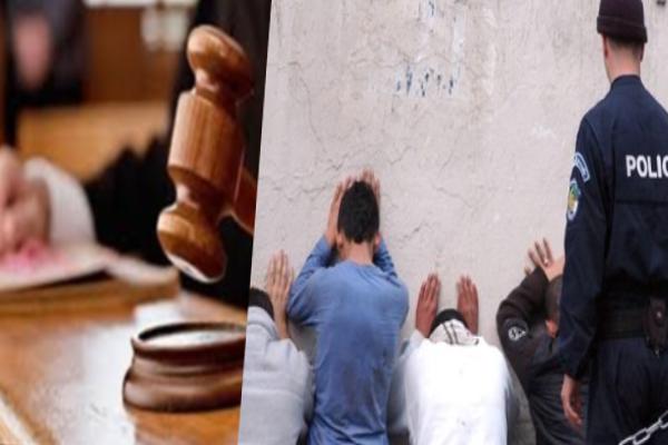 شرطة الشلف توقف  59 شخص مطلوب للعدالة وتحجز مخدرات ومهلوسات