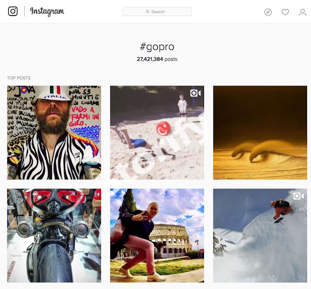 Instagram Markalı Hashtags