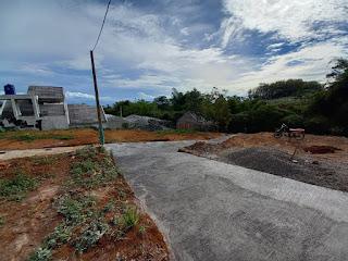 tanah dijual dekat smp1 cileunyi