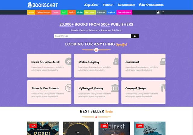 Books Cart