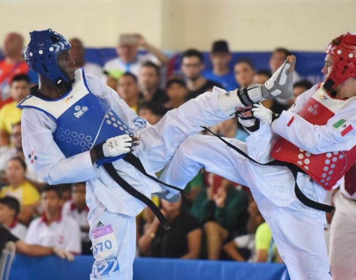 Bernardo Pie consigue segunda medalla de oro para RD
