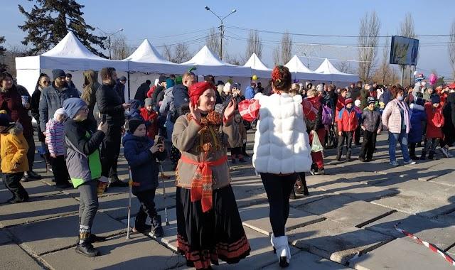 Українська громада відсвяткувала Масляну