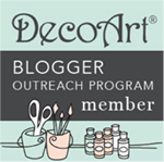 DecoArt Badge