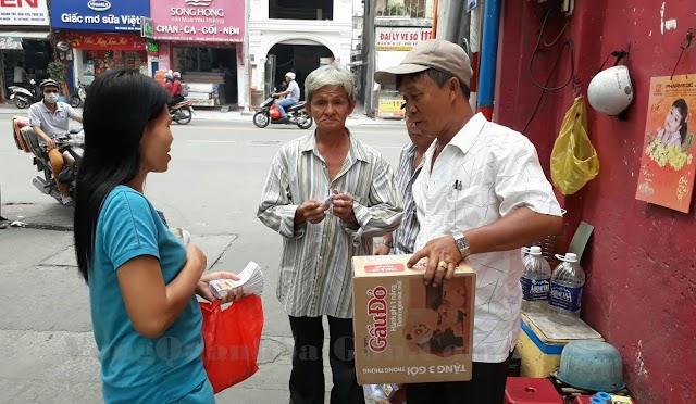 """Hẽm """"ông Tiên"""" giúp người nghèo ở Phú Nhuận"""