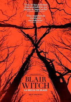Poster de Blair Witch: La bruja de Blair