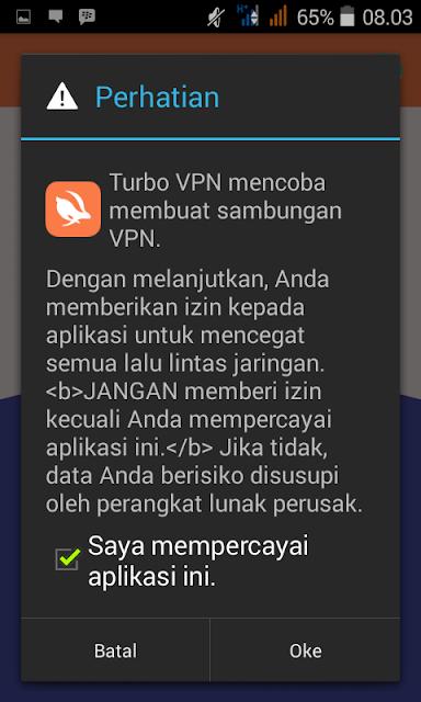 Buka Situs Terblokir di Android