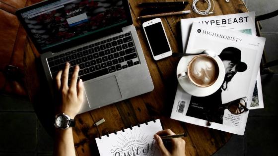 Terpaksa Menulis Di Blog Setiap Hari, Dan Jadi Kebiasaan