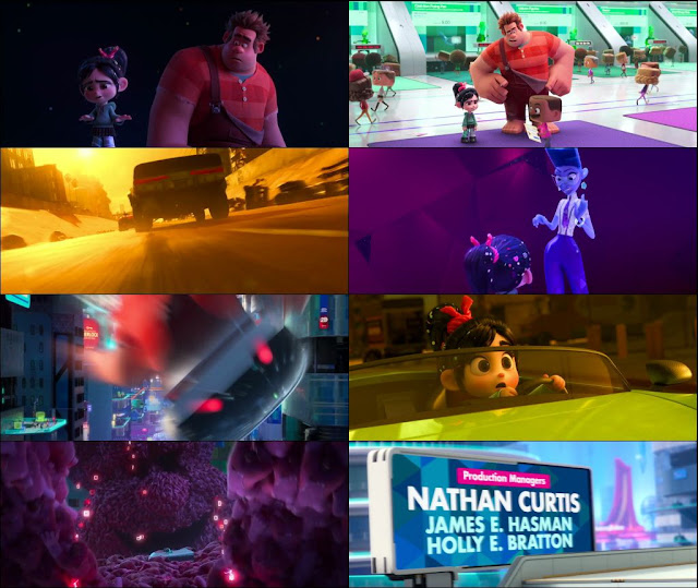 Ralph Breaks the Internet 2018 Dual Audio ORG 1080p BluRay