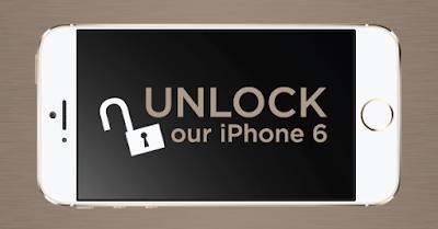 Cách unlock iPhone 6 dễ dàng