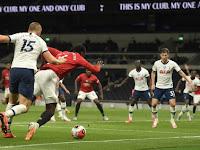 Jelang Manchester United vs Tottenham Hotspur, Berikut Susnan Pemainnya