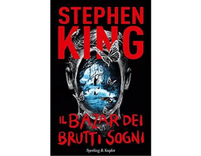 Il bazar dei brutti sogni-stephen king- cover