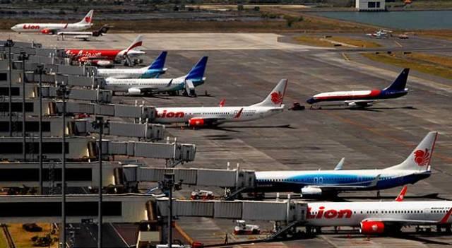 Kemehub Hapus Aturan Kapasitas Maksimal 70 Persen untuk Angkutan Pesawat.lelemuku.com.jpg