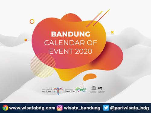 Jadwal Event Wisata Bandung Tahun 2020