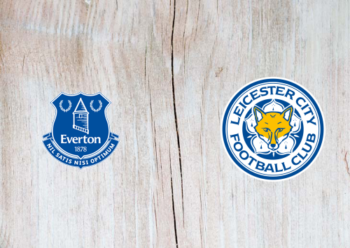 Everton vs Leicester City -Highlights 01 July 2020