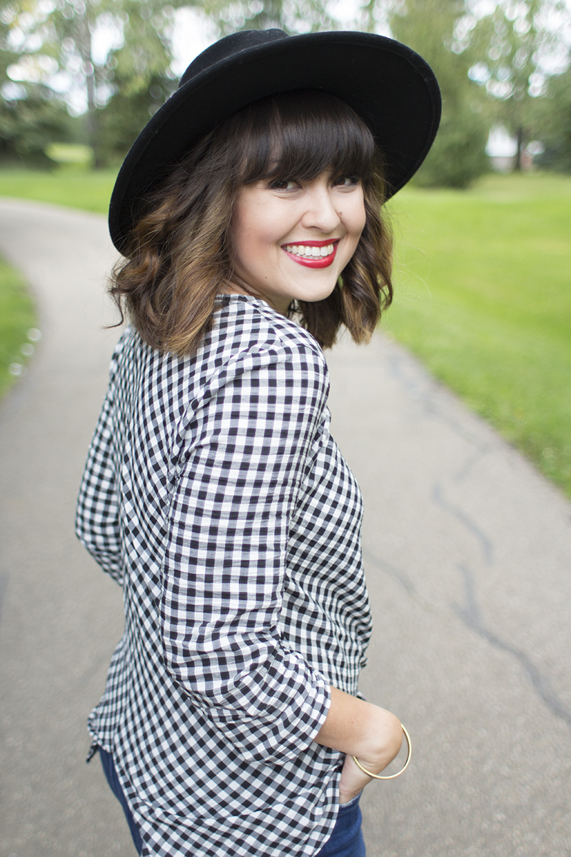 How to style a Fedora