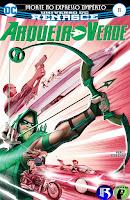 DC Renascimento: Arqueiro Verde #11