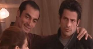 17 χρόνια μετά το «Είσαι το ταίρι μου», Αλέκος Συσσοβίτης και Αλέξης Γεωργούλης ποζάρουν μαζί