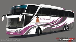 Bus Mania Comunityjawa Tengah Desain Bus Jetbus Shd Jeliner