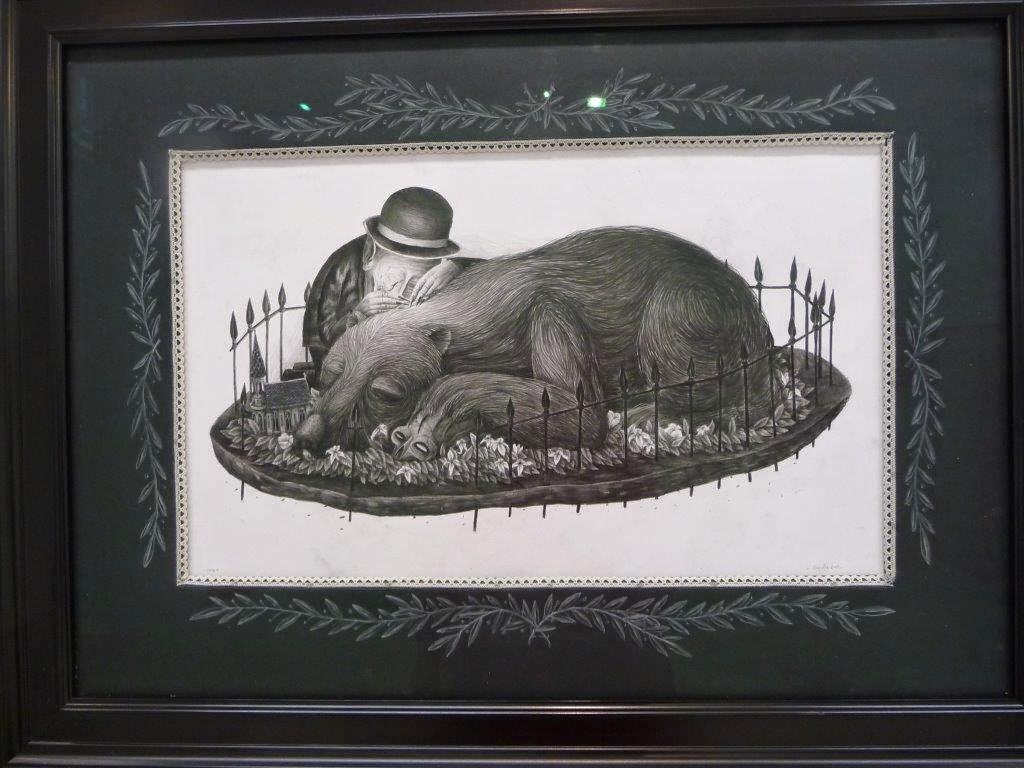 la caborne de l 39 ourse toulouse exposition l 39 ours objet de convoitise. Black Bedroom Furniture Sets. Home Design Ideas