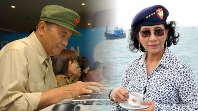Susi Pudjiastuti dan Dahlan Iskan Sosok Paling Diinginkan jadi Menteri Jokowi