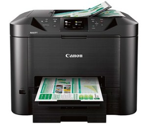 Canon MAXIFY MB5420 Driver and Manual Download
