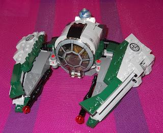 Yoda starfighter
