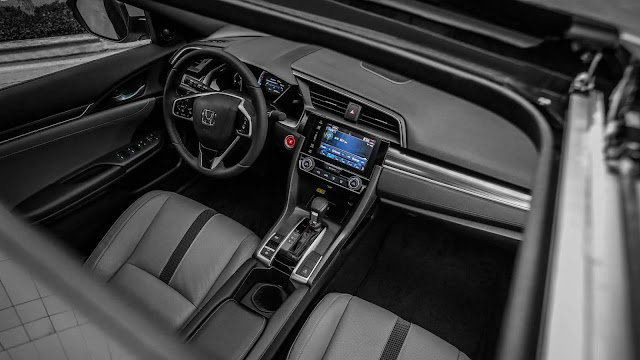Novo Honda Civic 2020 Touring - interior