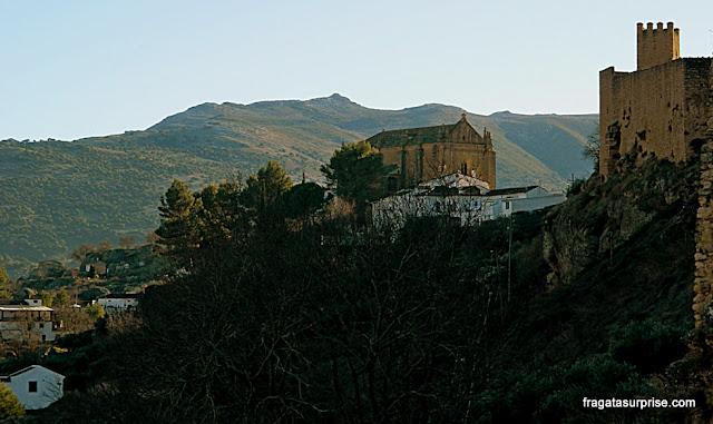 Igreja dos Espírito Santo, uma das mais antigas de Ronda