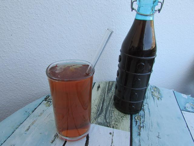 Tradycyjny syrop cynamonowy z wyspy Kos - Kanelada