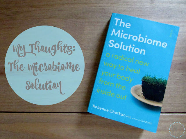 My General Life - The Microbiome Solution - Book Review
