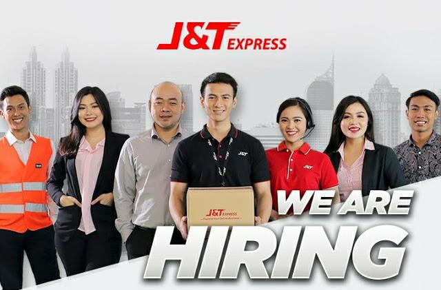 Lowongan Kerja PT. Global Bintang Timur Ekspress ( J&T Express ) Jobs: Driver, Kurir, Trainer Officer, Etc