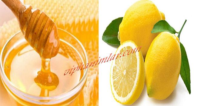 Limon Suyu ile Bal