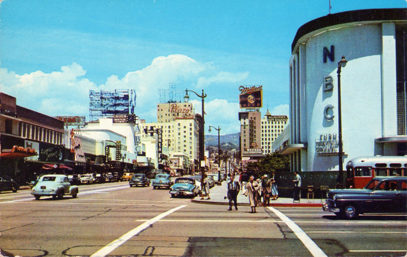 Neat Stuff Blog: Vintage Hollywood California